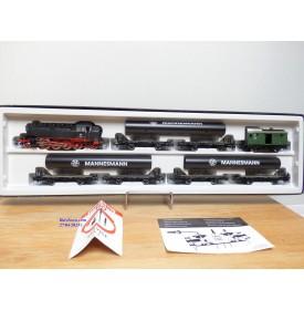 Märklin 2854, coffret Mannesmann Röhren 1 loco plus 7 wagons  DB   Neuf   BO