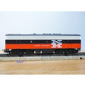 MÄRKLIN  4062, locomotive diesel  Bo Bo F7 B non motorisée New Haven  Neuf  BO