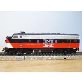 MÄRKLIN  4062.2, locomotive diesel  Bo Bo F7 A non motorisée New Haven  Neuf  BO