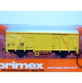 PRIMEX ( Märklin )  4558, wagon bière type Ibbhrs PILSNER URQUELL  CSD  BO