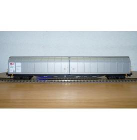 ROCO 66309  wagon à parois coulissantes type  Habbiillns Cargo Domino SBB  Neuf  BO