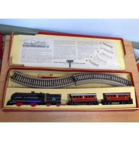 MÄRKLIN  S 873 /1 , rarissime coffret  train mécanique   BO