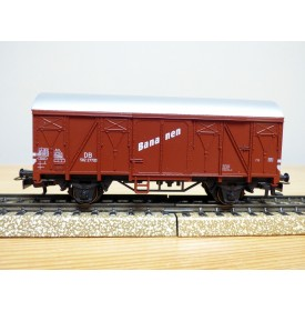 Märklin 00755-06,  wagon couvert  type Gms   DB   neuf  BO