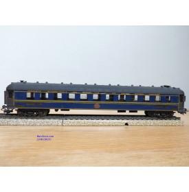 SMCF 471,  voiture OCEM à rivets 1 Cl.   SNCF   BO