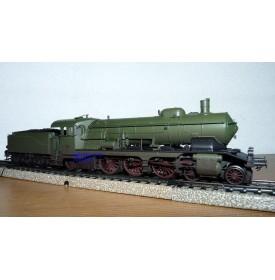 Märklin  37114 Loco Pacific  série C  N° 2010 K.W.Stb BO