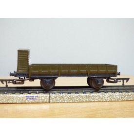JEP 6669,  wagon plate forme  à guérite  SNCF  BO