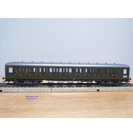 Märklin 43110, voiture  grandes lignes 3 Kl. type C4iw-33  DB   neuf  BO