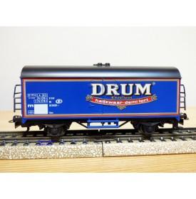 Märklin 4415 / 85740,  wagon couvert  DRUM   SNCB   Neuf   BO