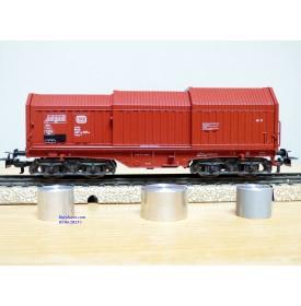 Märklin 4693, wagon à toit coulissant  Shis 708   DB  neuf  BO
