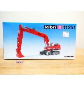 KIBRI 11251, pelleteuse à godets LIEBHERR  974   HO BO 1/87