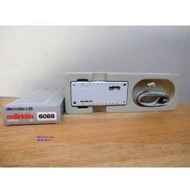 Märklin 6088, décodeur S 88  neuf BO