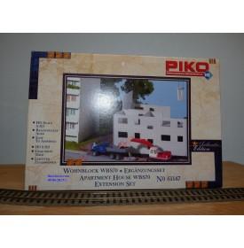 PIKO  6147, kit extension d'un petit immeuble  WBS  Neuf  BO  1/87  HO