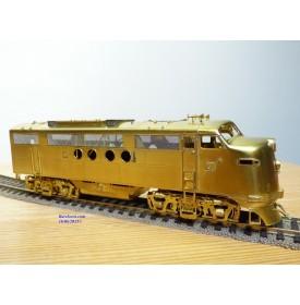 Overland Models ( OMI ) 5124,  loco diesel  Bo Bo EMD ( GM )  FT 'A'  Delaware,Lackawanna and Western DL&W  neuf  BO