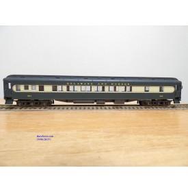 RIVAROSSI  6505, voiture Pullman  ( heavyweight Pullman ) N°: 264  Delaware & Hudson  Neuf   BO