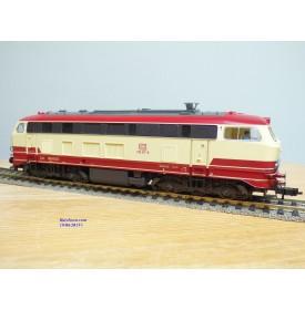 Fleischmann 974234, loco diesel 218 217-8  TEE    DB   neuf  BO