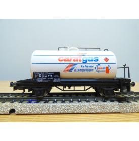Märklin  90706 / 4440,  wagon citerne Carat Gas  DB  neu f BO