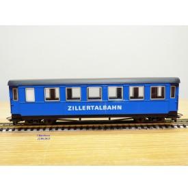 LILIPUT  HOe  716,  voiture bleue  2 Kl. Zillertalbahn ÖBB   neuf   BO    HOe