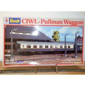 REVELL 2180, voiture Pullman CIWL    Neuf  BO 1/87  HO