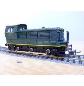 HORNBY Acho 6350, loco de manoeuvre diesel à bielles C 61.006   SNCF     BO
