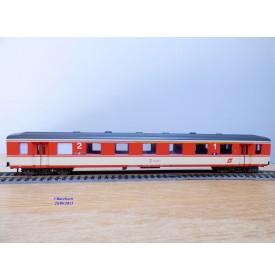 ROCO 44227A voiture unifiée 2  ème classe type B SBB BO