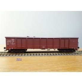 Märklin 47191,  wagon tombereau type Eanos 555  chargé de ferraille  DB   neuf   BO