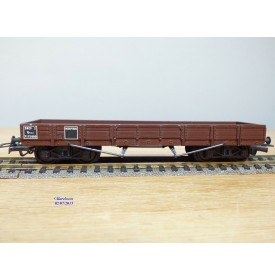 SMCF ???, wagon plat TP  à 2 bogies  type Qhoy   SNCF  BO