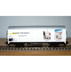 TRIX 23945  wagon musées de Nüremberg DB BO