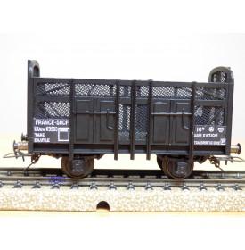 VB  4, wagon trémie à coke   type UUuw  SNCF   neuf  BO