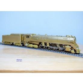 VAN HOBBIES ( PFM ? ) SAMHONGSA  ??, loco 2 10 4 ( 152 ) class T-1c  Selkirk  Canadian Pacific  CPR  neuf  BO