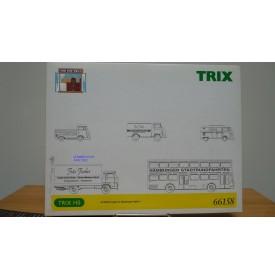 TRIX  66158 Coffret 5 véhicules Port de Hambourg BO