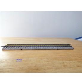 VB 70, élément de rail droit  224 mm