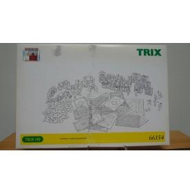 "TRIX  66154, coffret marchandises Port de Hambourg   "" Tor zur Welt"" BO"