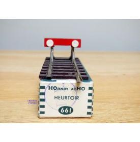Hornby achO 661, butoir  BO