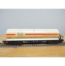 ELECTROTREN  5300,  wagon citerne ESSO   RENFE   BO