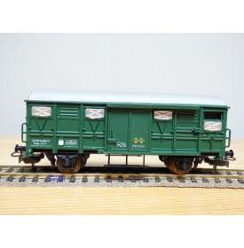ELECTROTREN  1315,  wagon couvert    RENFE   BO