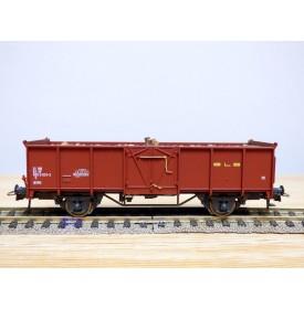 ROCO 46894, wagon tombereau chargé de bûches type E    BLS  neuf   BO