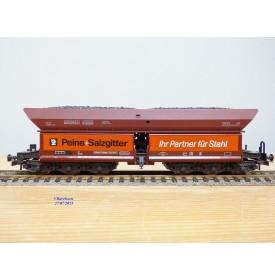 ROCO 4370A,  wagon trémie à déchargement automatique   Peine Salzgitter  DB    BO