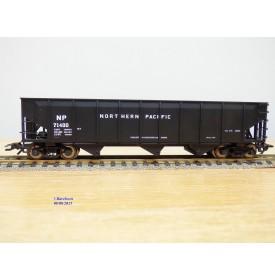 TRIX  24902-16 , wagon trémie chargé de charbon NORTHERN  PACIFIC  Neuf   BO