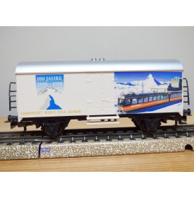 Märklin 98728 / 4415,902,  wagon couvert  Gornergrat   neuf  BO