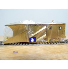 OVERLAND (OMI ) 3841,  chasse neige Single track Russell Snow Plow   neuf   BO