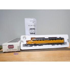 LIFE LIKE Proto 1000  35080,  loco  A1A A1A ALCO  DL-109  C&NW  N°: 5007- A neuf   BO
