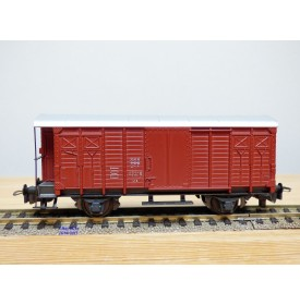 HAG  300.03, wagon couvert à guérite de serre freins  type  K3   SBB  Neuf  BO