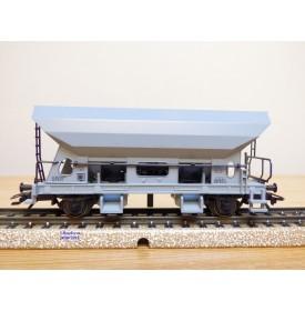 MÄRKLIN   4631 . 5,  wagon trémie à déchargement latéral  SBB  BO