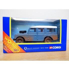 CORGI  TY82704, LAND ROVER chassis long   neuf  BO