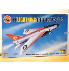 AIRFIX 09179,  English Electric  LIGHTNING  F-1/F-1A/F-2/F-3   Neuf   BO 1/48