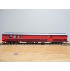 RIVAROSSI  2682, voiture mixte bagages / passagers  ( Combine  )   ALTON    BO