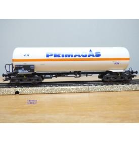 Märklin 4848,  wagon citerne pour gaz liquéfié PRIMAGAS  DB  neuf  BO