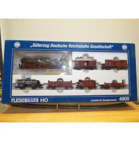 FLEISCHMANN  4900 , coffret  Güterzug  DRG   neuf   BO