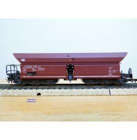 ROCO 4370 B,  wagon trémie à déchargement automatique   DB    BO