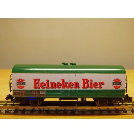 FLEISCHMANN  8325,  wagon couvert bière HEINEKEN   NS   neuf BO   N